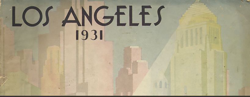 Los Angeles Evening Expresss Yearbook